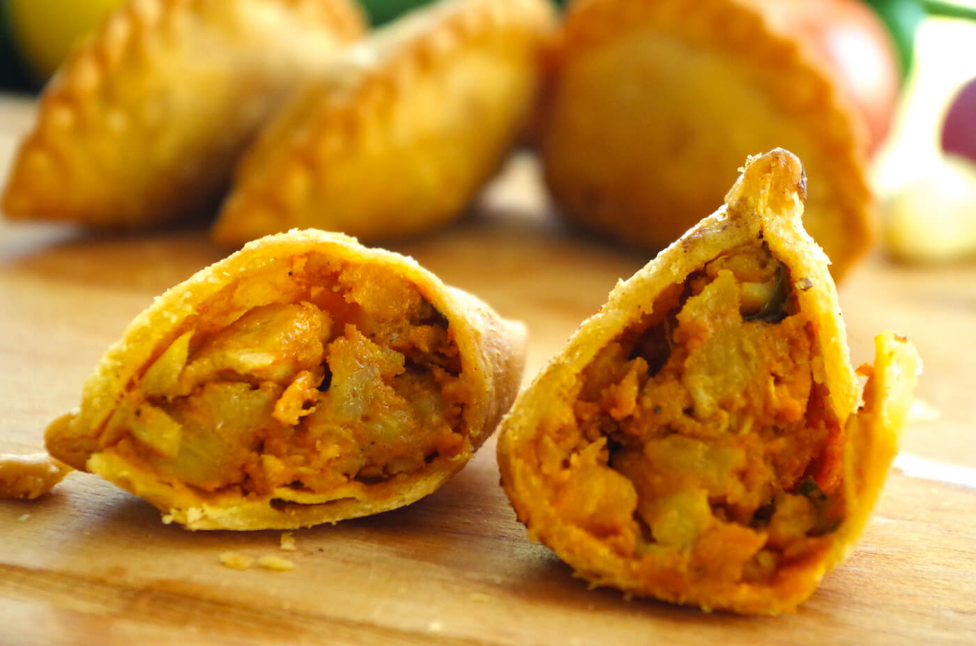 7. Curry Puff 2